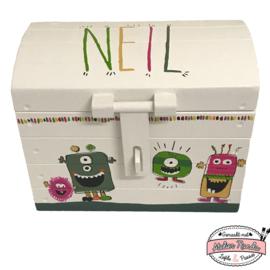 Speelgoedkist Neil