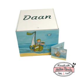 Geboortekist voor Daan