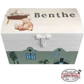 Speelgoedkist Benthe