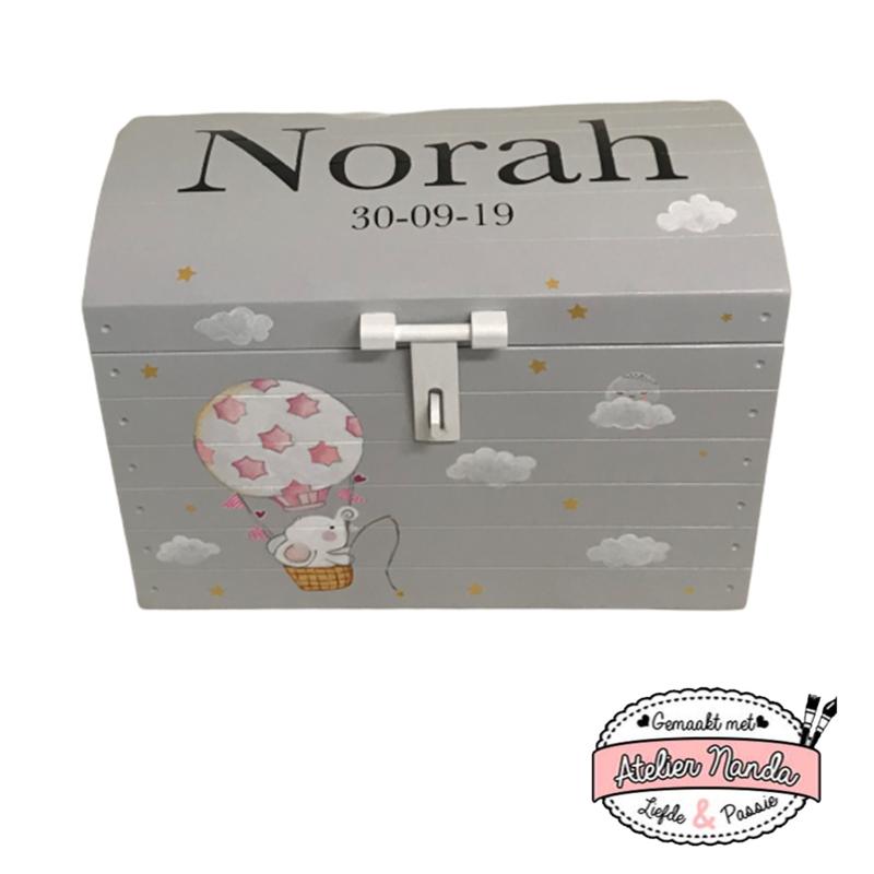 Speelgoedkist Norah
