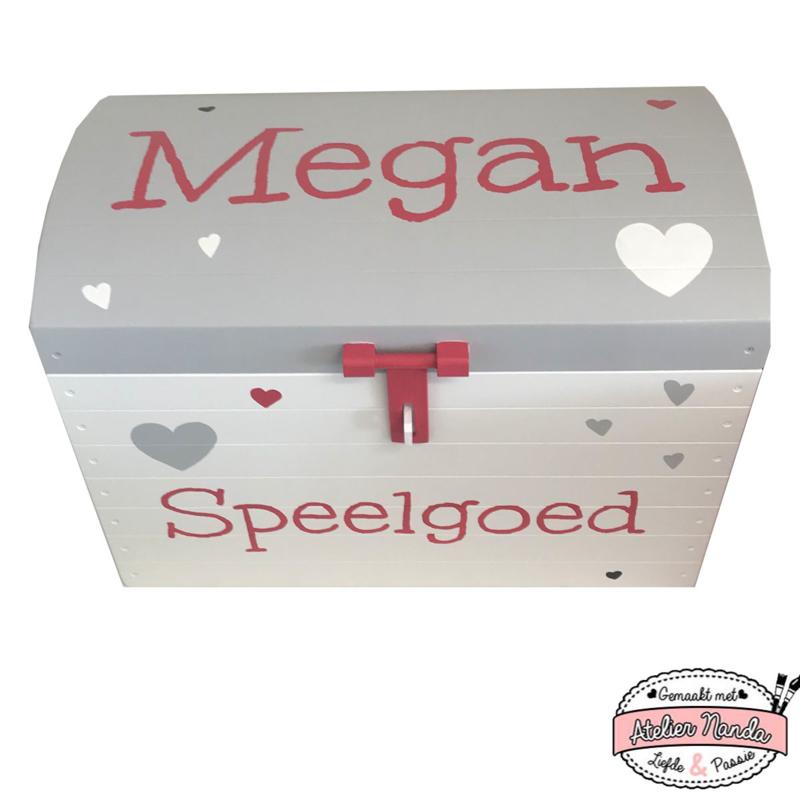 Speelgoedkist Megan