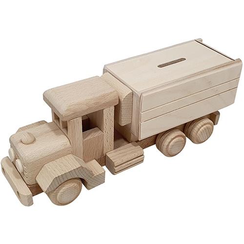 vrachtwagen spaarpot