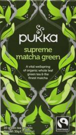Supreme Matcha Green - Pukka thee