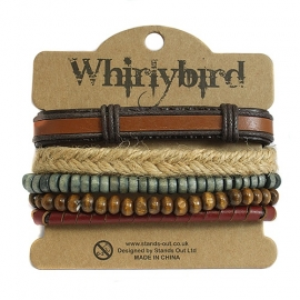 Whirly bird Armband - S69