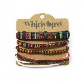 Whirly bird Armband - S46