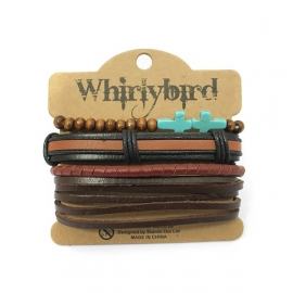 Whirly Bird Armband - S40