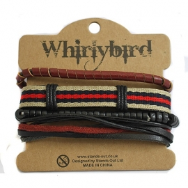 Whirly bird Armband - S114
