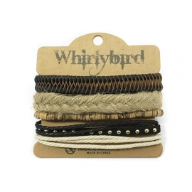 Whirly Bird Armband - S15
