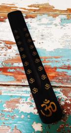Wierookplankje 25 cm - zwart goud * ohm