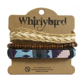 Whirly bird Armband - S95