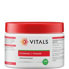Vitamine C poeder (calciumascorbaat) - 200 gram