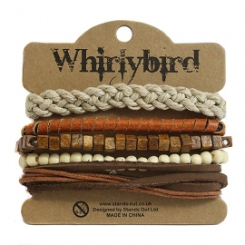Whirly bird Armband - S53