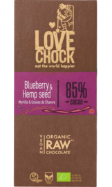 Love Chock - Blueberry & Hemp seed