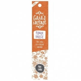 GAIA'S INCENSE FAIR TRADE -  FLOWER BREEZE