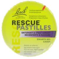 PASTILLES Bach Rescue - Zwarte Bes