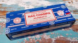 Wierook Satya NAG CHAMPA incense - 250 gram