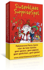 Sinterklaas Surprise Spel