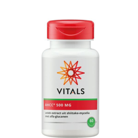 AHCC 500 mg - 60 capsules