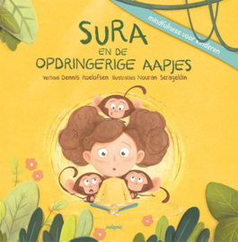 Sura, en de opdringerige aapjes - Mindfulness