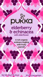 Elderberry Echinacea - Pukka thee