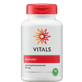 Pea pure 400 mg palmitoylethanolamide- 90 vcaps