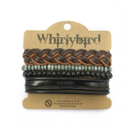 Whirly Bird Armband - S36