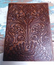 Leatherlook dagboek Symboliek