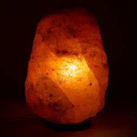 Zoutlamp sfeerlicht 9-12 kg