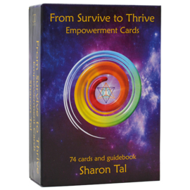 From Survive to Thrive – Empowerment Cards