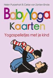 Baby-yoga kaarten - Helen Purperhart