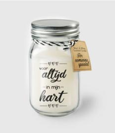 Scented Candles 16 - Voor altijd in mijn hart