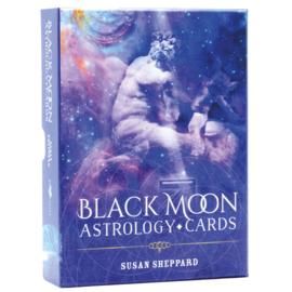 Black Moon Astrology Cards - Susan Sheppard