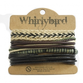 Whirly bird Armband - S109