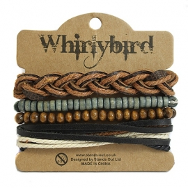 Whirly bird Armband - S82