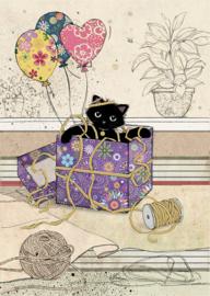 H027 Gift Kitty - BugArt
