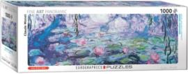 Claude Monet - 1000 stukjes