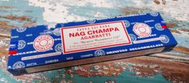 Wierook Satya NAG CHAMPA incense - 100 gram
