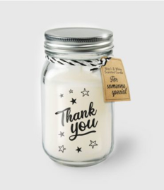 Scented Candles 19 - Thank you