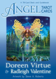 Angel tarot cards Engels.