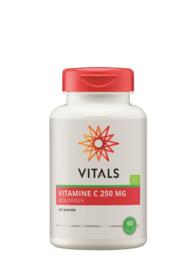 Vitamine C 250 mg biologisch  - 60 capsules