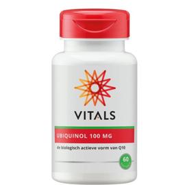 Ubiquinol 100 mg - 60 capsules