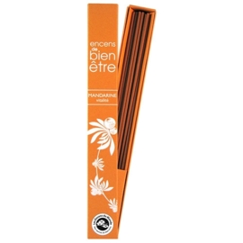 WELL BEING INCENSE MANDARIN - Vitality