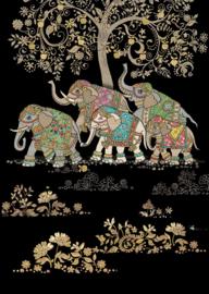 M124 Five Elephants - BugArt