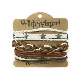 Whirly Bird Armband - S14