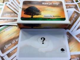 Ken je mij? kaarten