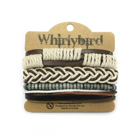 Whirly Bird Armband - S29