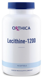 Lecithine 1200 mg	- 90 softgels