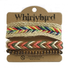 Whirly bird Armband - S118
