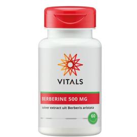Berberine 500 mg - 60 capsules