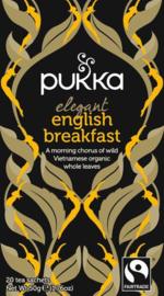 English Breakfast - Pukka thee